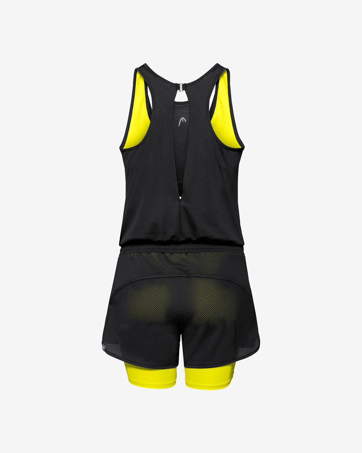 Abbigliamento tennis HEAD MATCH W S5304151 scatto 1