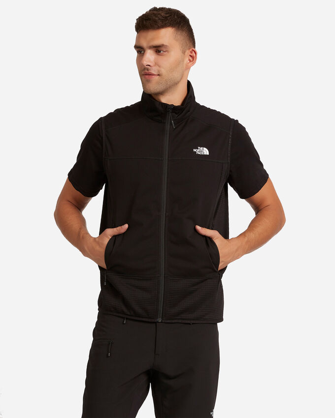 Gilet THE NORTH FACE HYBRID SOFTSHELL M