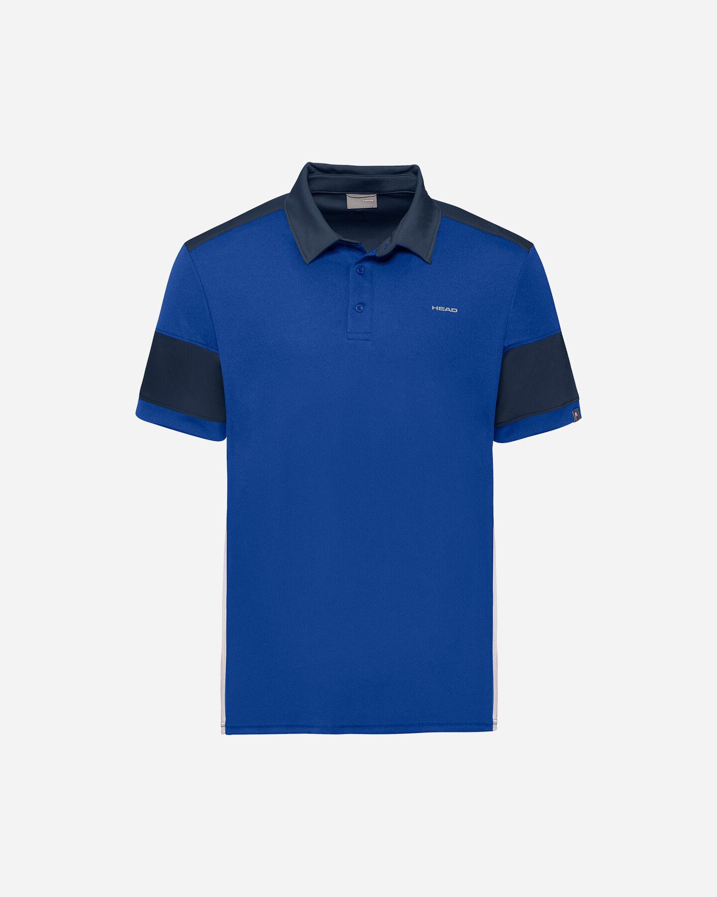 Polo tennis HEAD ACE M S5251652 scatto 0