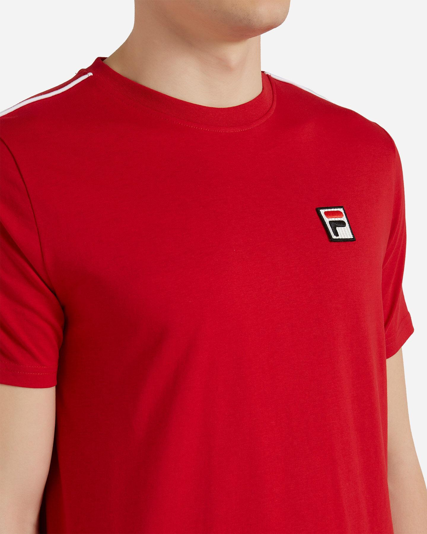 T-Shirt FILA BOX M S4088188 scatto 4