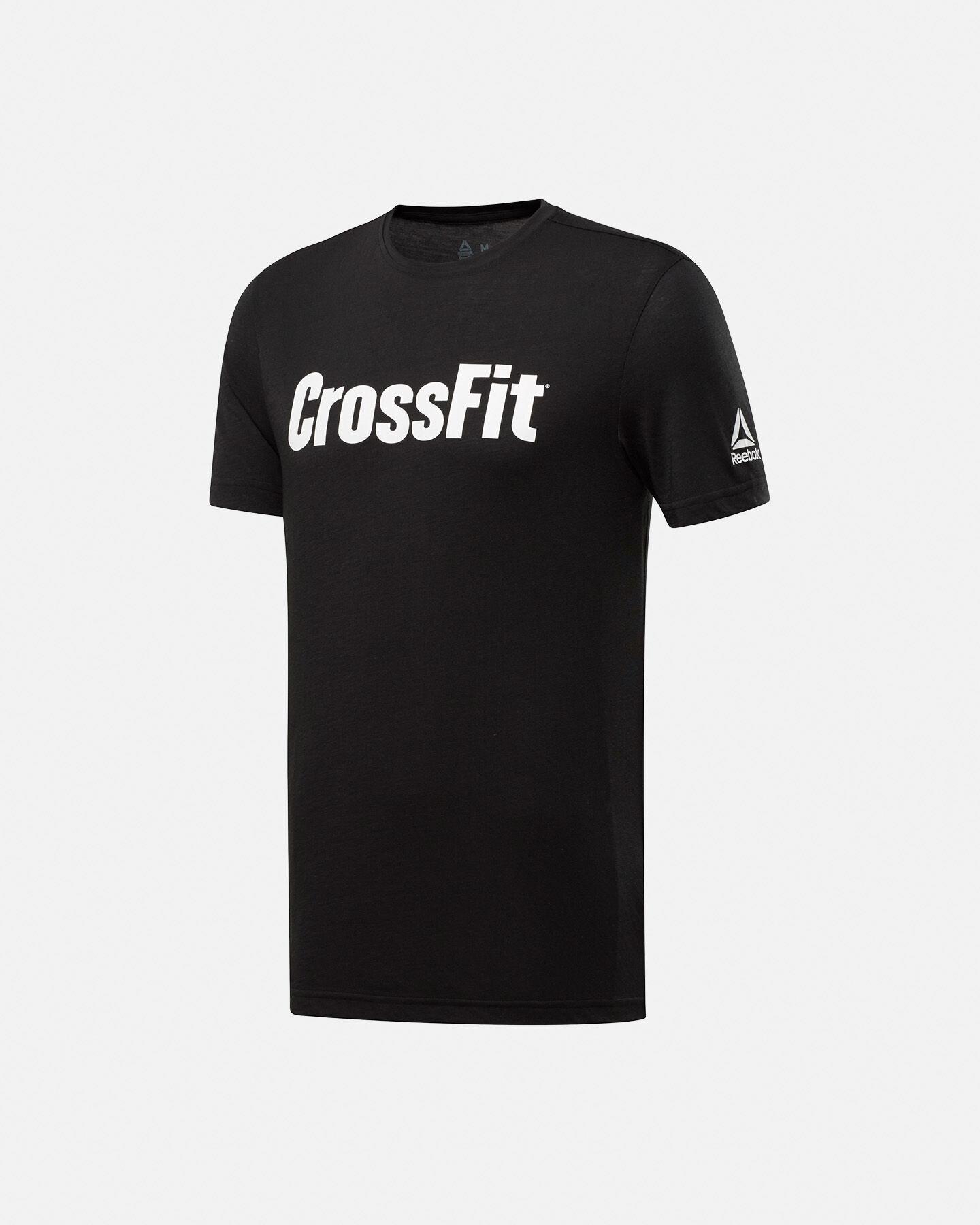 T-Shirt training REEBOK READ M S5145324 scatto 0