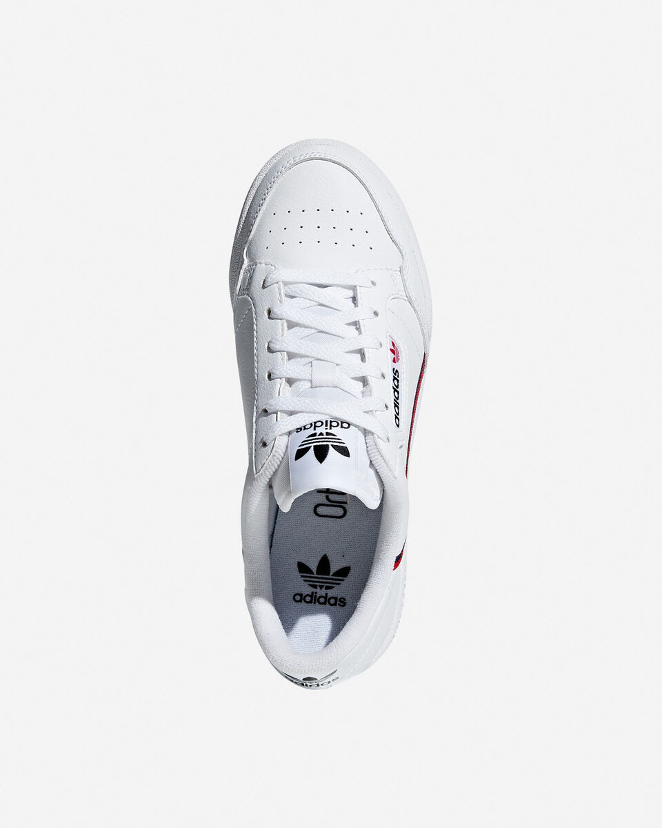 Scarpe sneakers ADIDAS CONTINENTAL 80 JR GS S5007753 scatto 2