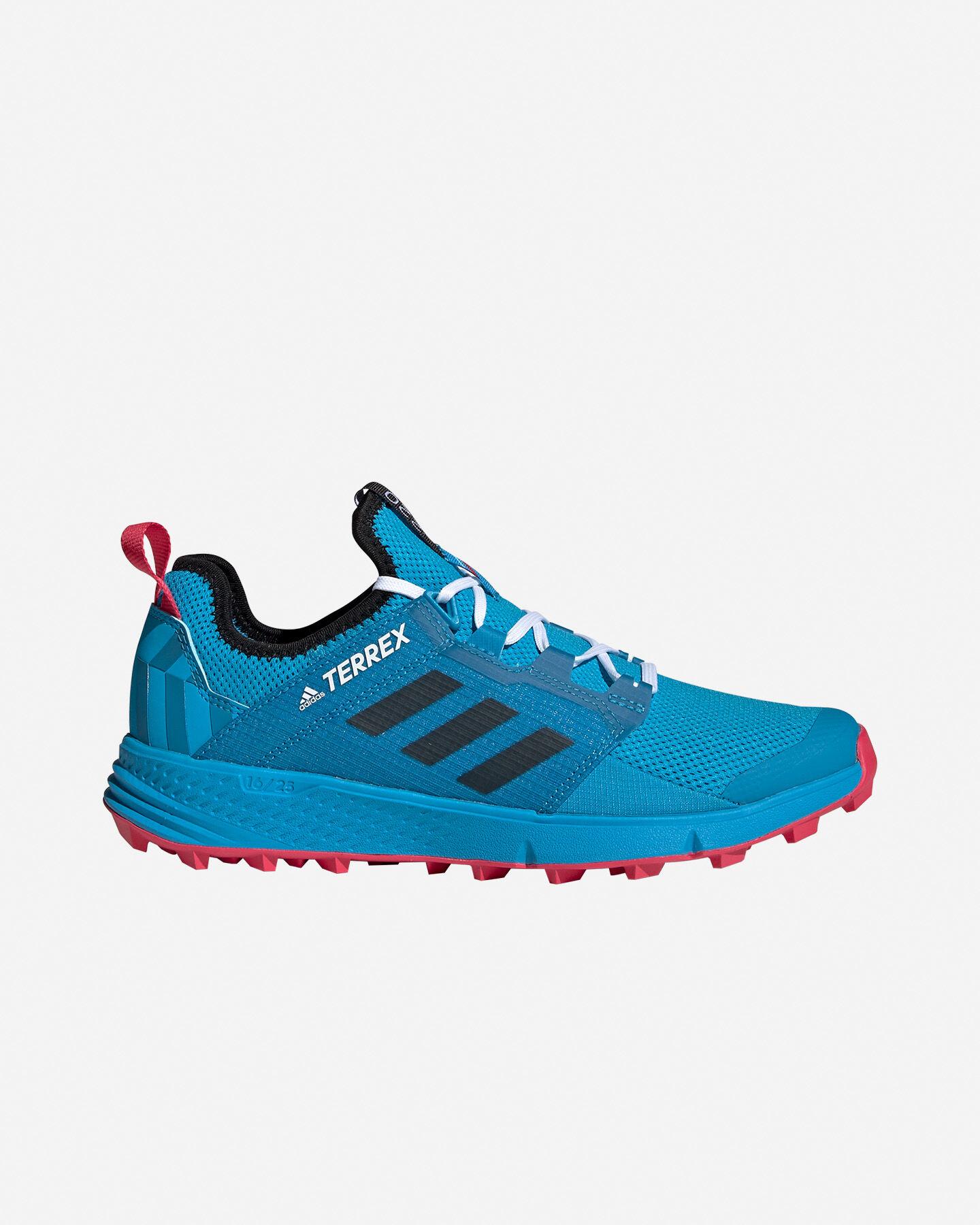 adidas terrex stivali hiking scarpe uomo