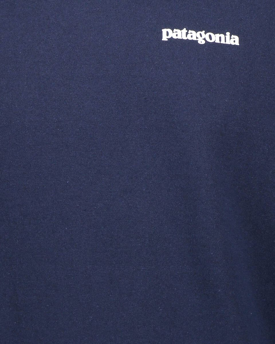 T-Shirt PATAGONIA P-6 LOGO RESP. M S4081428 scatto 2