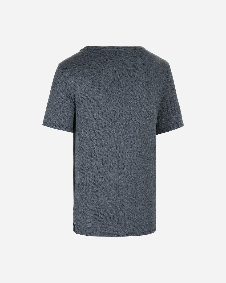 T-Shirt running NEW BALANCE Q SPEED M S5166299 scatto 1