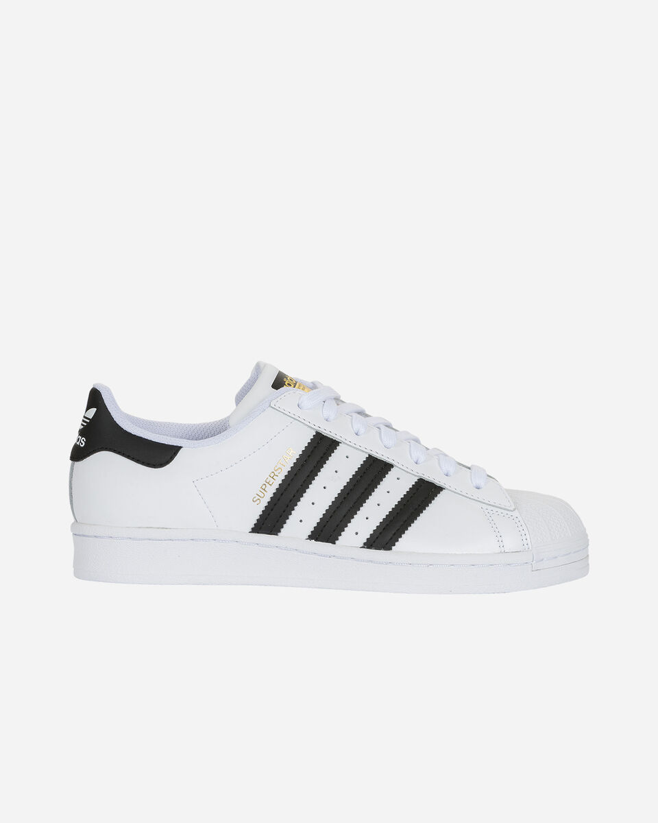 Scarpe sneakers ADIDAS SUPERSTAR S5152613 scatto 0