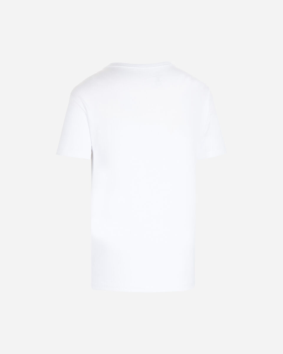 T-Shirt CONVERSE LOGO STAR CHEVRON W S5176853 scatto 1