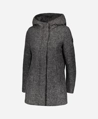 STOREAPP EXCLUSIVE donna MISTRAL WOOL COAT W