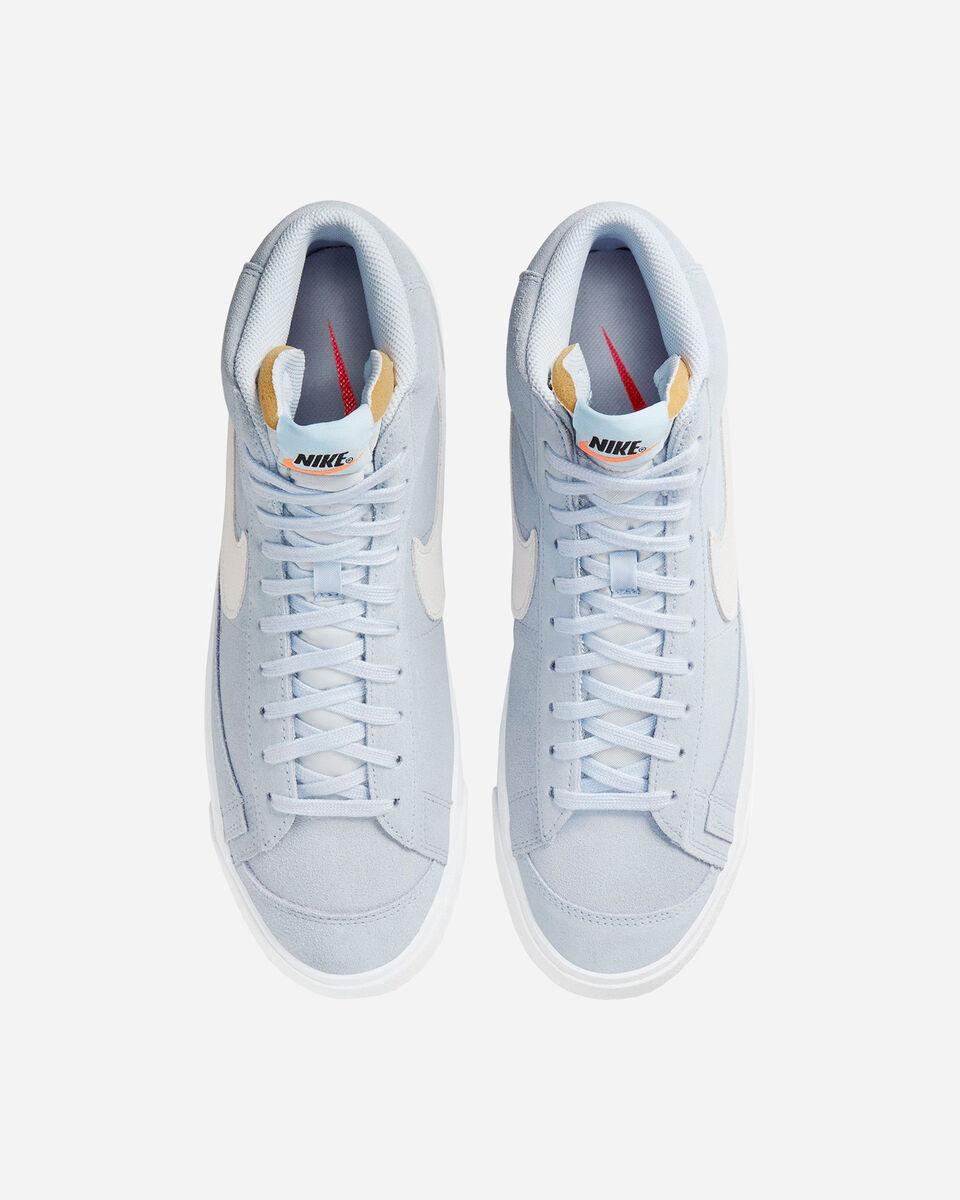 Scarpe sneakers NIKE BLAZER MID '77 M S5199851 scatto 3