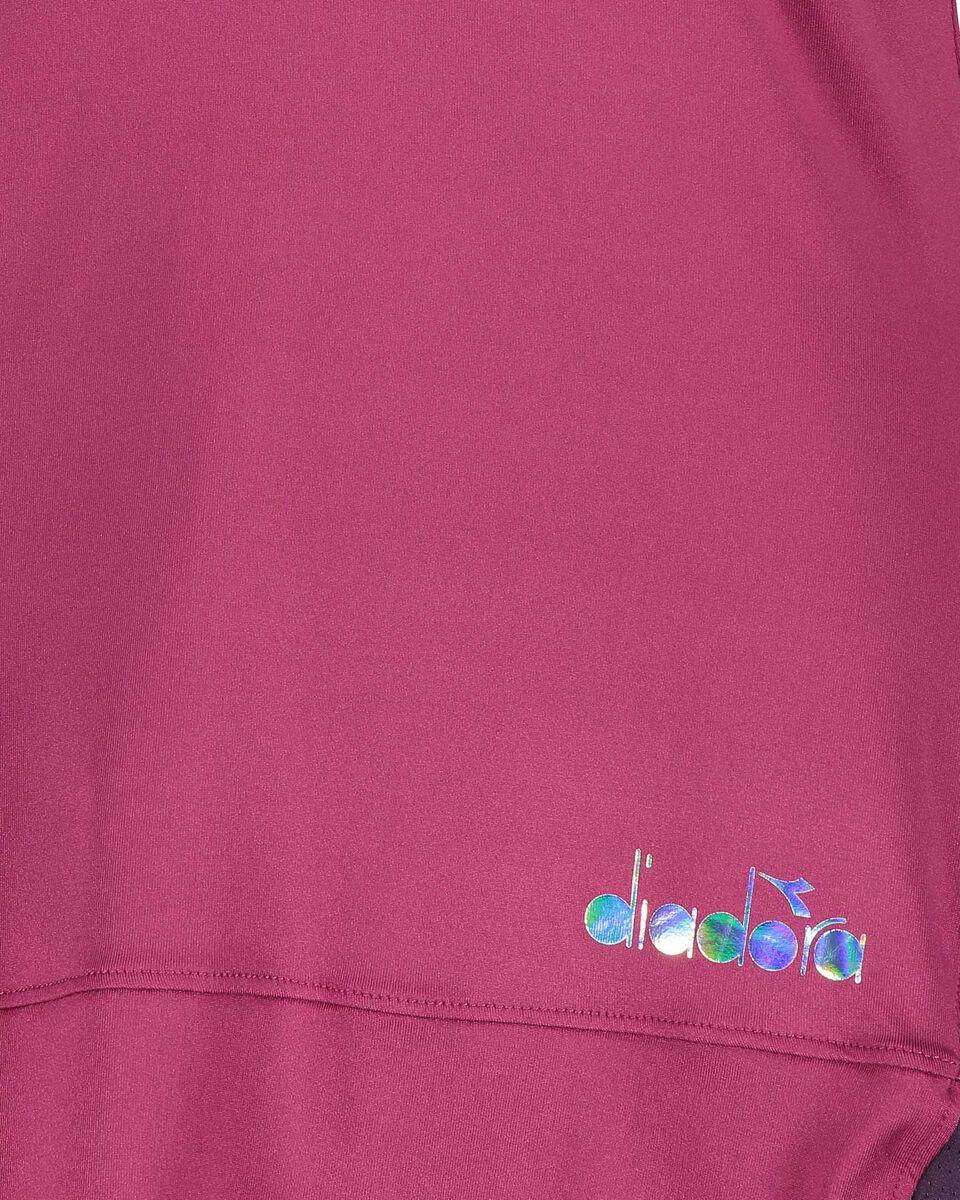 Abbigliamento tennis DIADORA CLAY W S4072271 scatto 2
