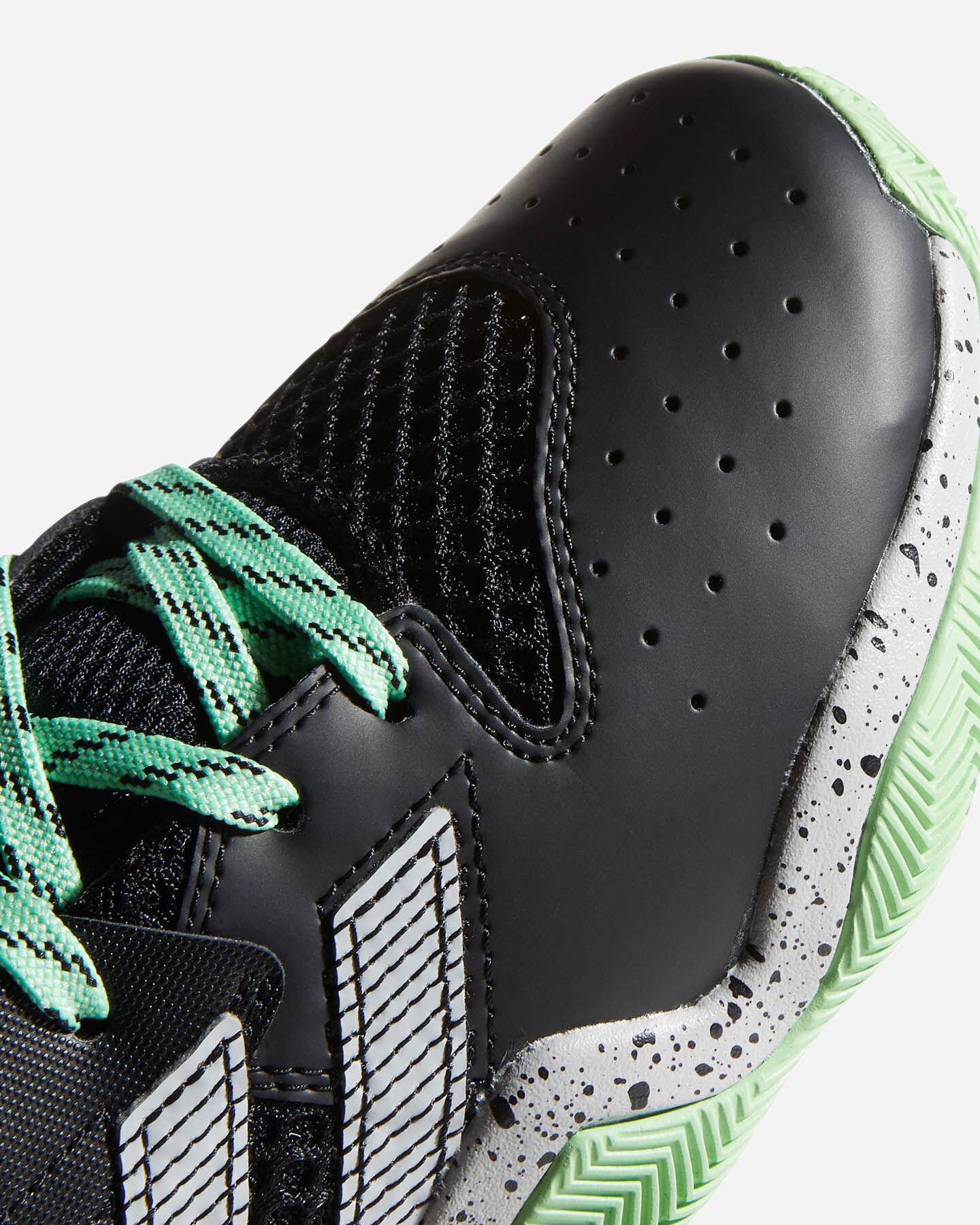 Scarpe basket ADIDAS HARDEN STEPBACK JR S5218999 scatto 3