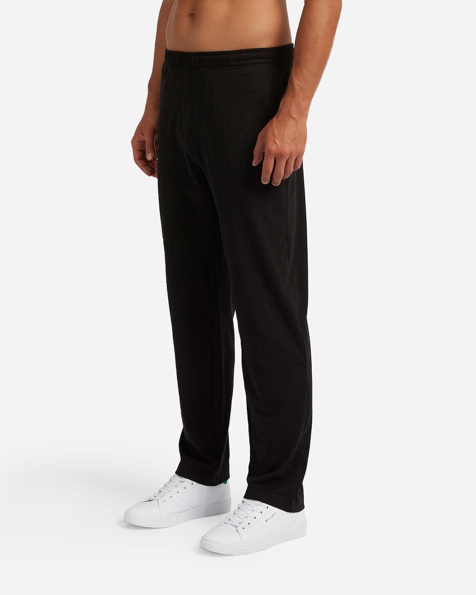 Pantalone ABC JERSEY DRITTO M S1298335 scatto 2