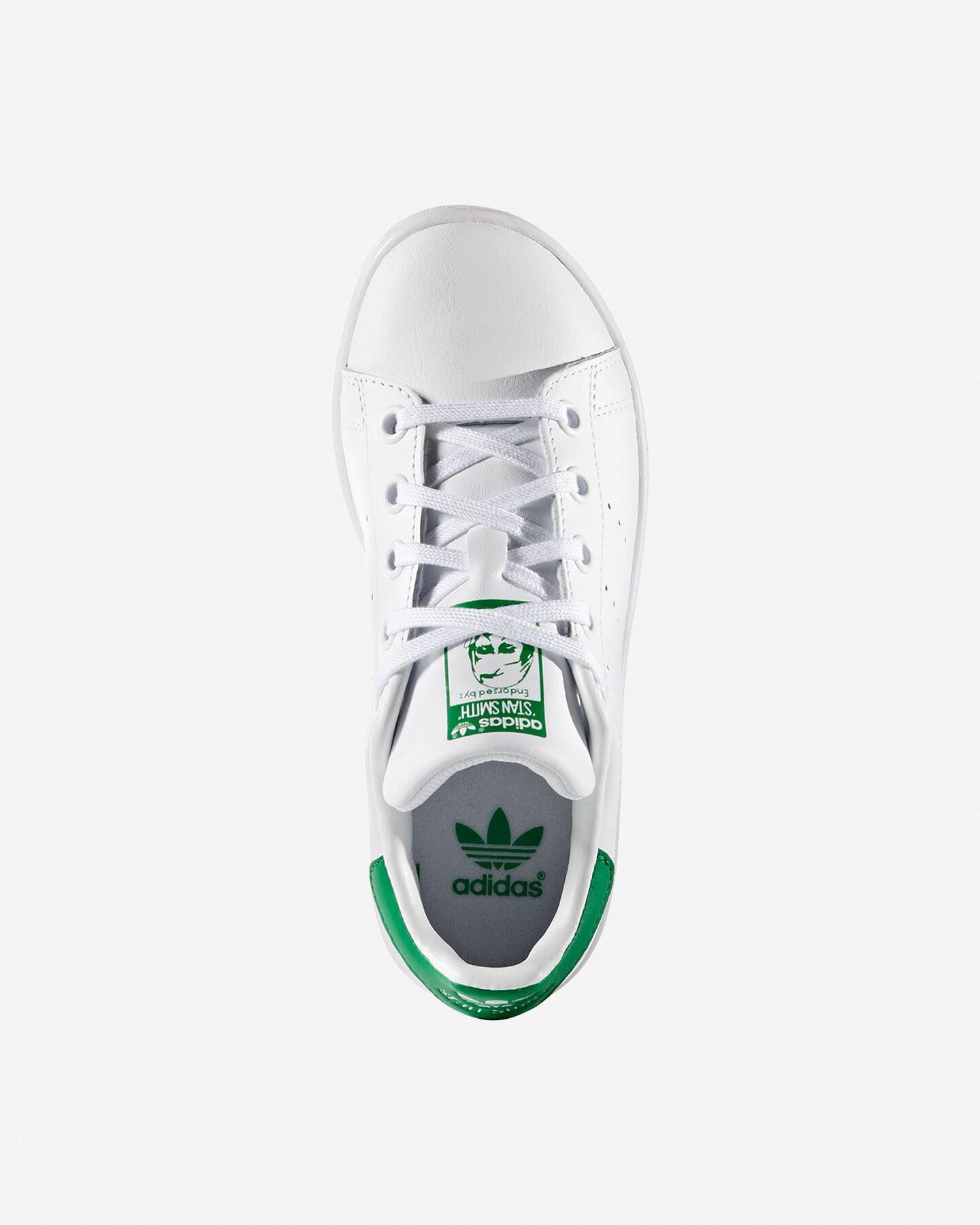 Scarpe sportive ADIDAS STAN SMITH JR PS S1298870 scatto 2