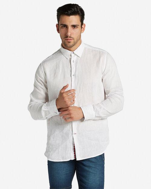 Camicia COTTON BELT LINEN M