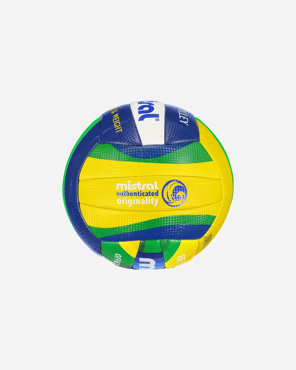 Pallone volley MISTRAL BEACH BRASILE 20 S4076110|896|UNI scatto 1