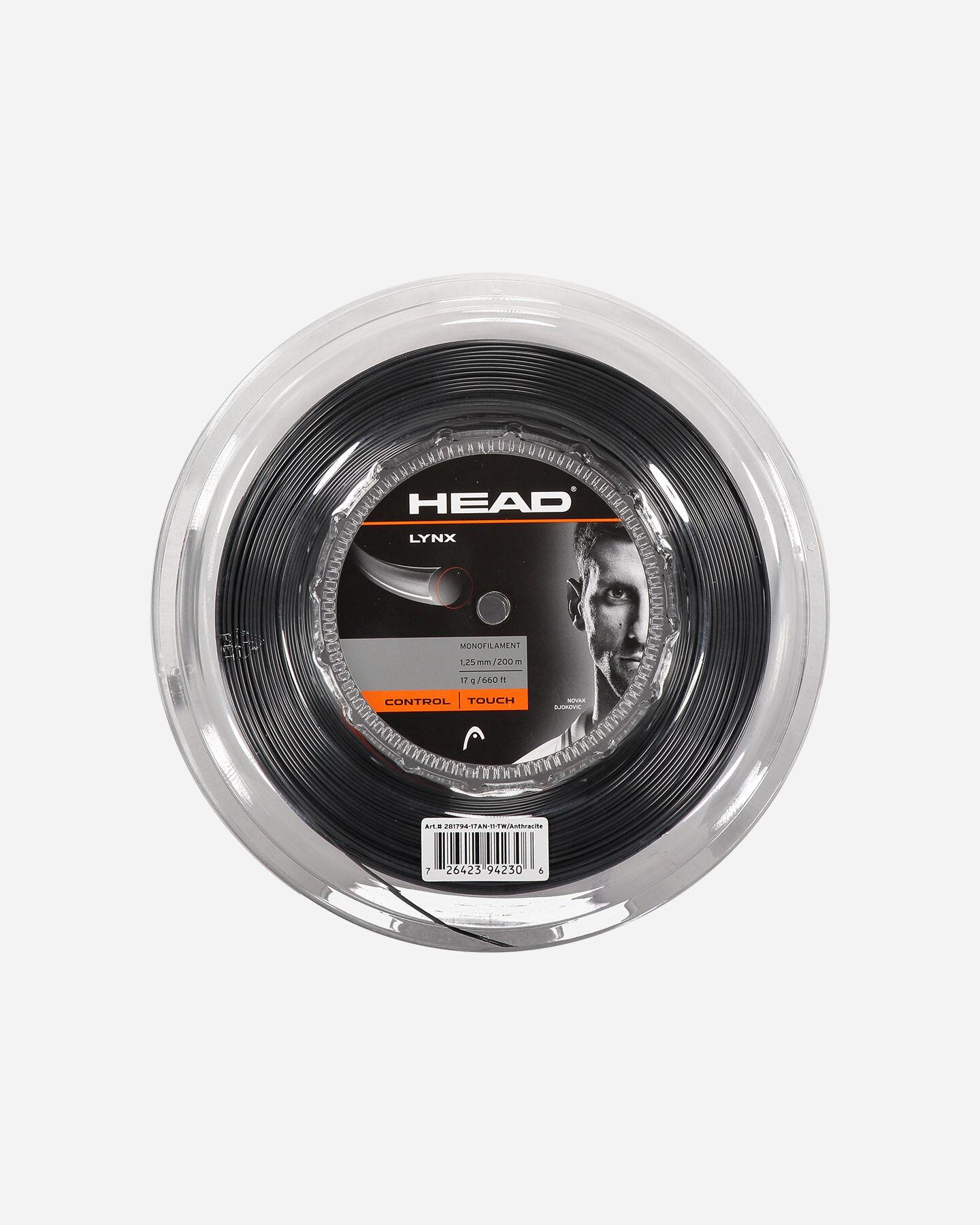 Corde tennis HEAD LYNX S1308517 scatto 0