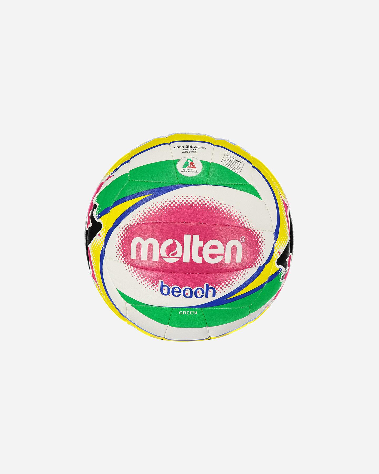 Pallone volley MOLTEN BEACH S4022116 1 UNI scatto 0