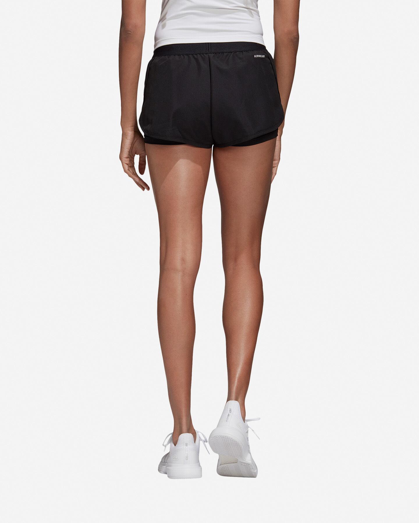 Pantaloncini tennis ADIDAS CLUB M S5155194 scatto 4