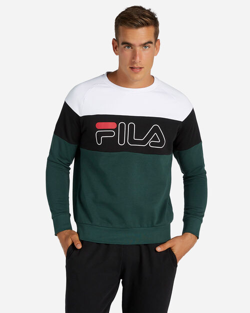 Felpa FILA COLOR BLOCK M