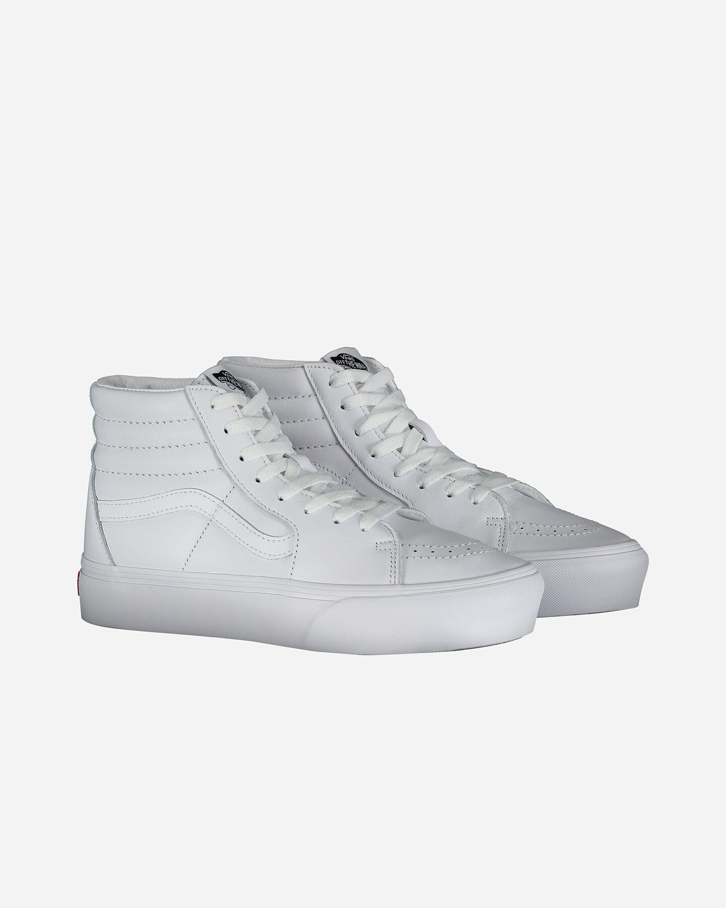 Scarpe sneakers VANS SK8-HI PLATFORM 2.0 W S5119542 scatto 1