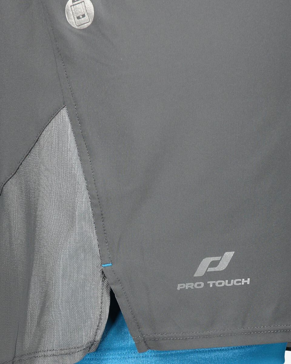 Short running PRO TOUCH 2IN1 STRETCH M S5143156 scatto 3