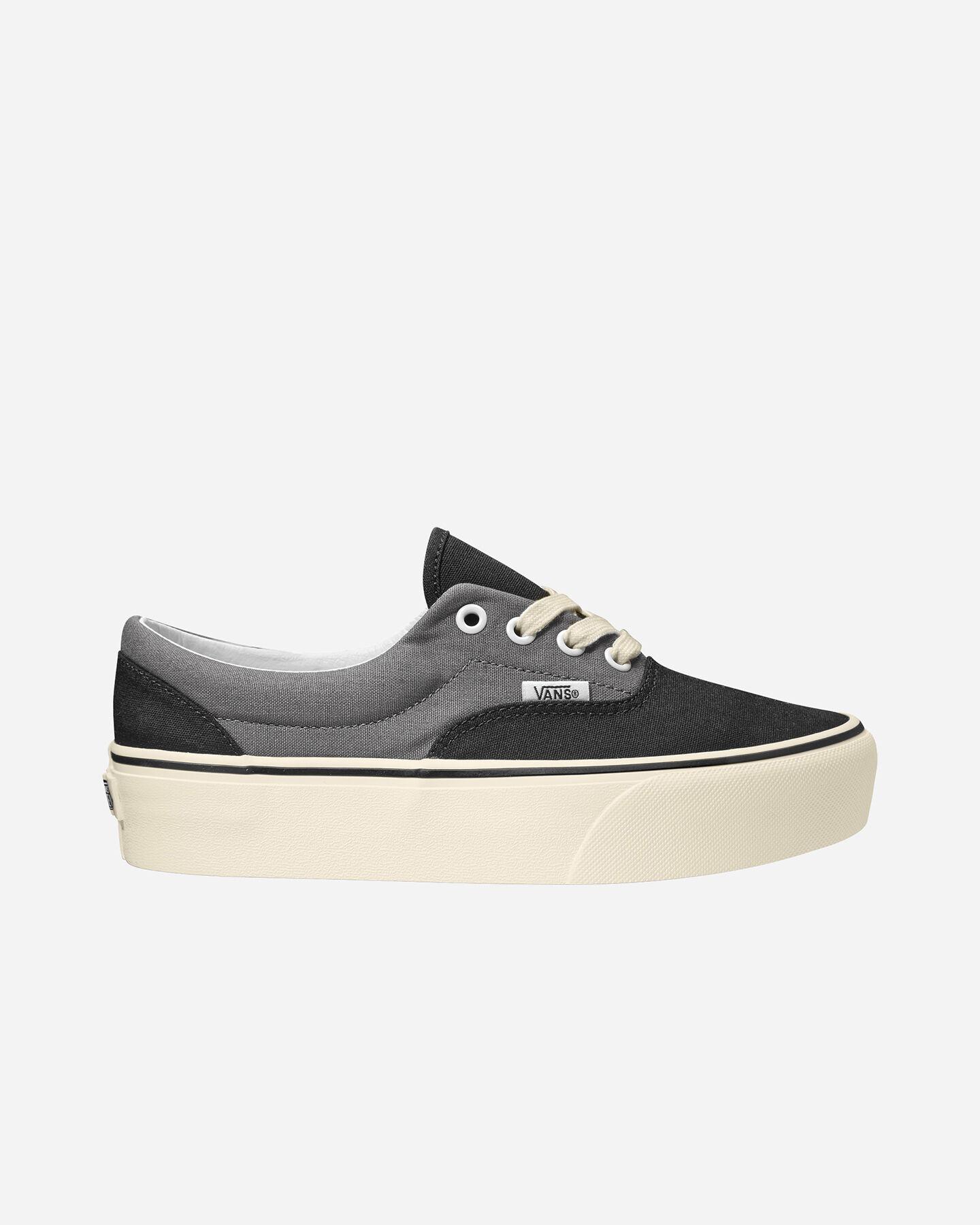 Scarpe sneakers VANS ERA PLATFORM 2TONE W S5240883 scatto 0