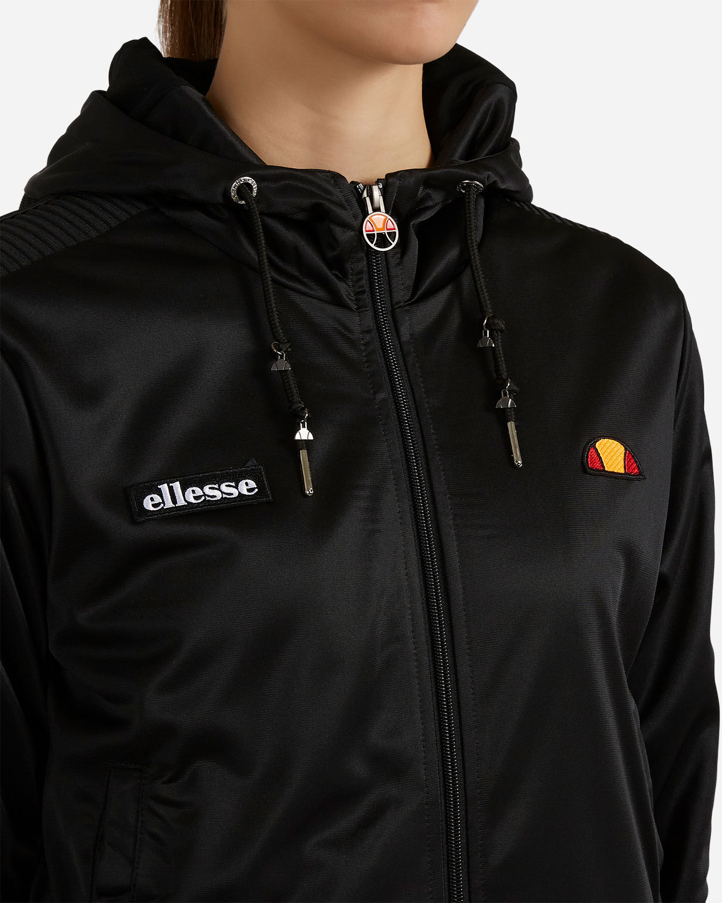Felpa ELLESSE TRIACETATO W S4081254 scatto 4