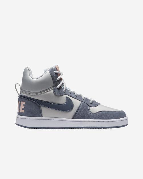 Scarpe sneakers NIKE COURT BOROUGH MID PREMIUM W
