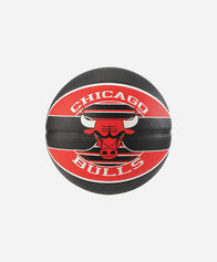 BASKET  SPALDING NBA TEAM BALL CHICAGO BULLS MIS.7