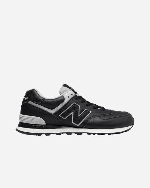 Scarpe sneakers NEW BALANCE 574 LEATHER M