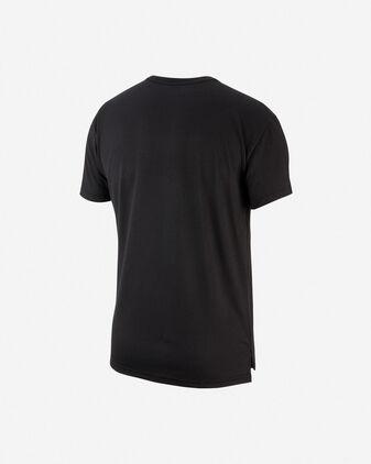 T-Shirt training NIKE DRI-FIT BREATHE BIG LOGO M