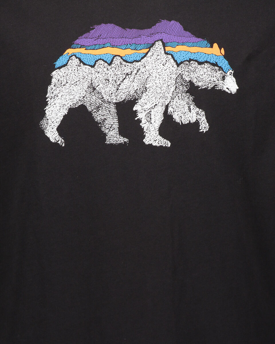 T-Shirt PATAGONIA BACK FOR GOOD ORGANIC M S4089222 scatto 2