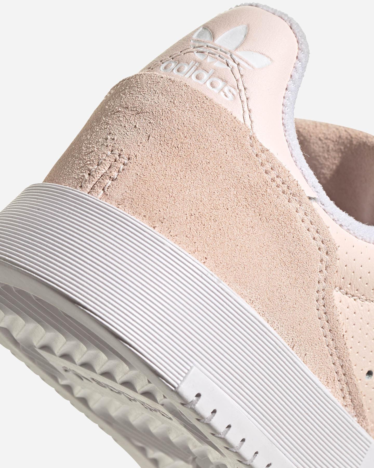 Scarpe sneakers ADIDAS SUPERCOURT GS JR S5069274 scatto 4