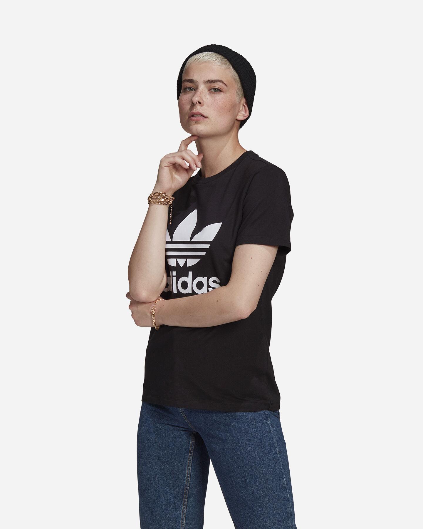 T-Shirt ADIDAS TREFOIL W S5271084 scatto 1