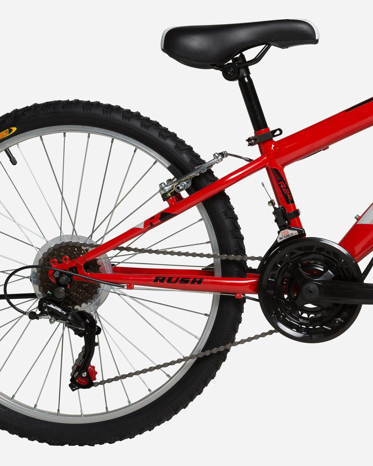 Bici junior RUSH BIKE 24 JR S4081792|1|UNI scatto 1