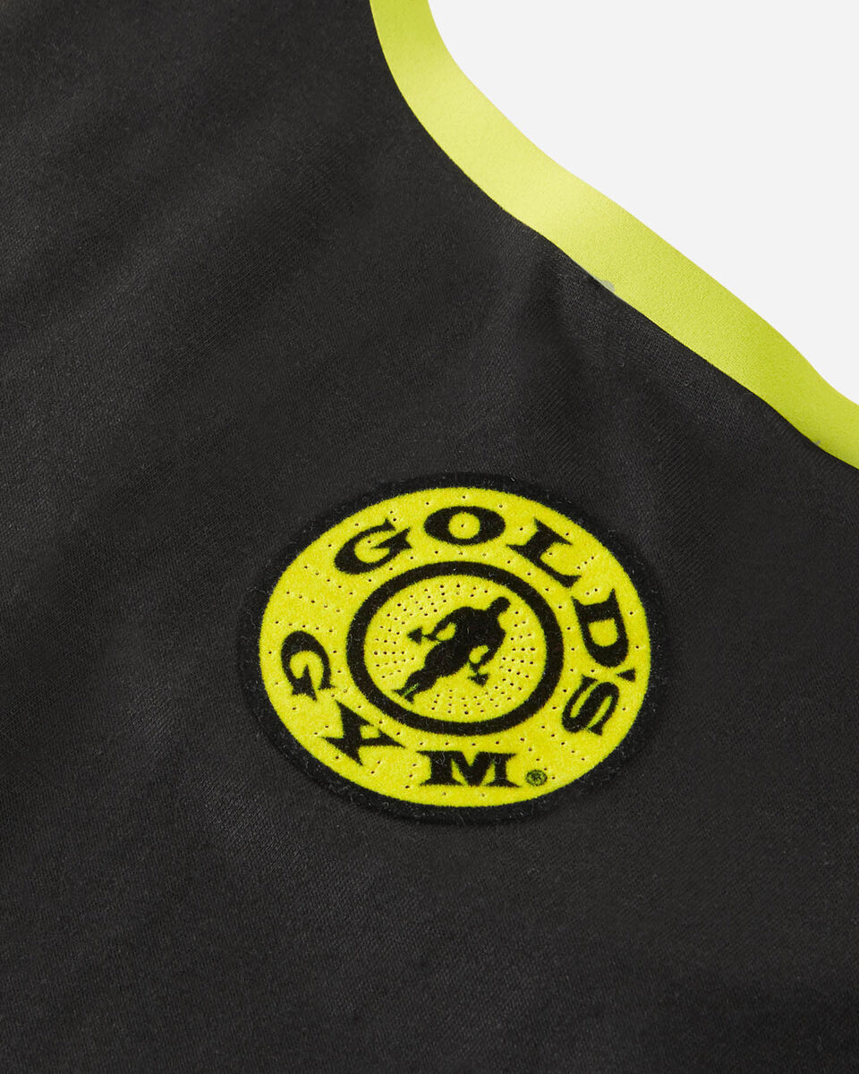 Canotta PUMA GOLD'S GYM M S5197188 scatto 2