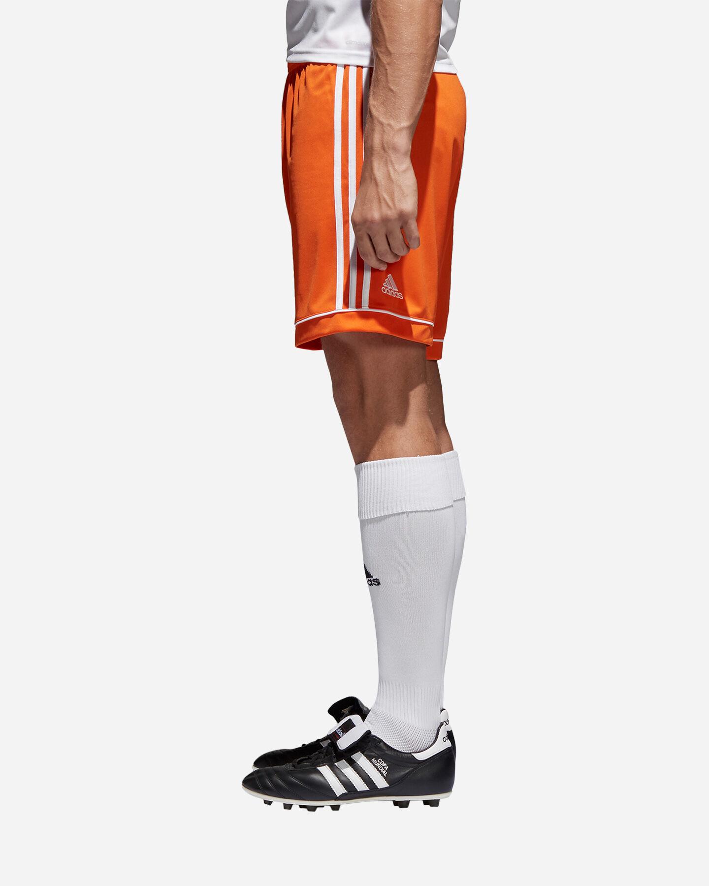 Pantaloncini calcio ADIDAS SQUADRA 17 M S4047455 scatto 3