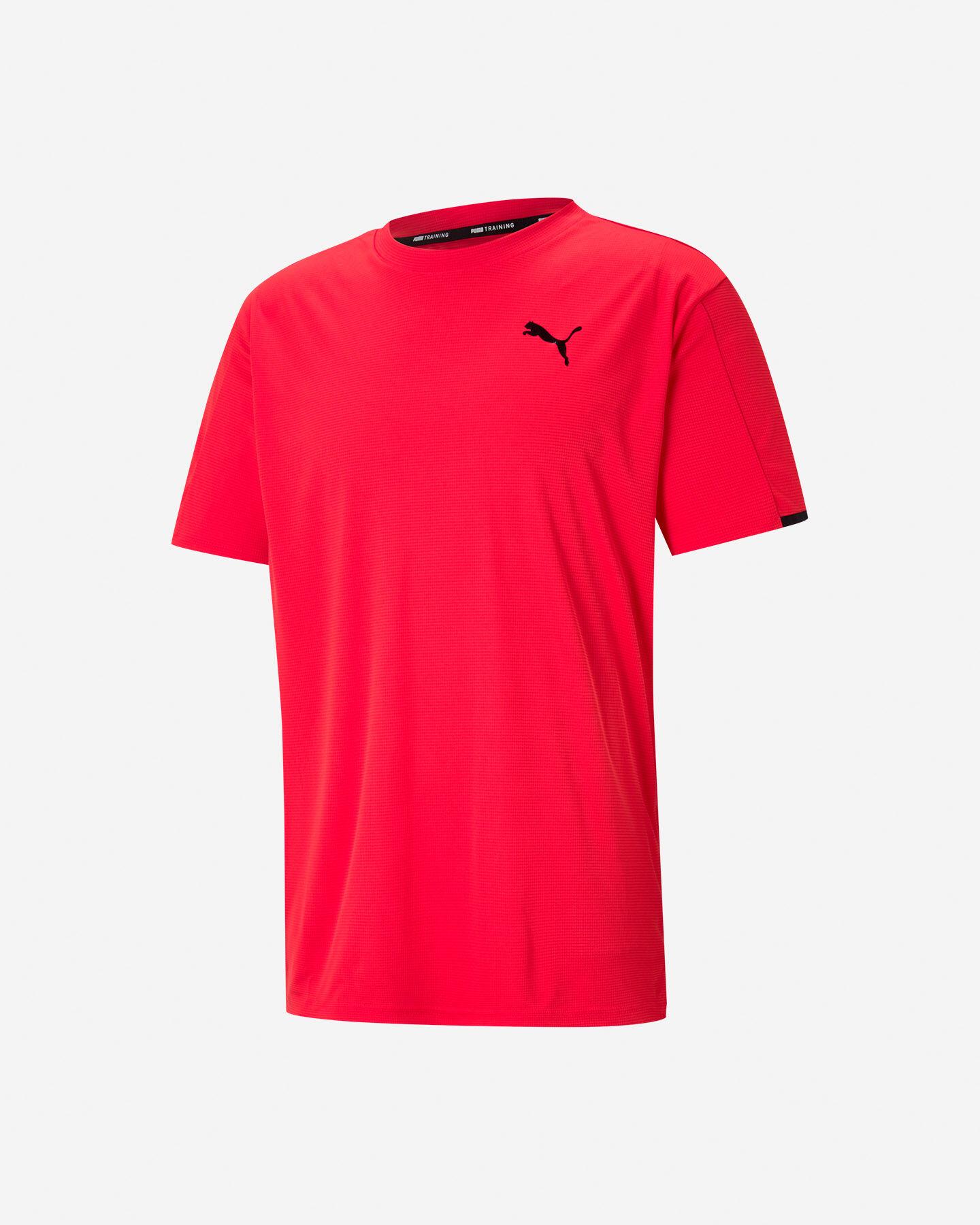 T-Shirt training PUMA TRAIN GRAPHIC SS M S5283676 scatto 0