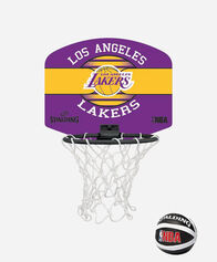 BASKET bambino_unisex SPALDING NBA MINIBOARD LOS ANGELES LAKERS