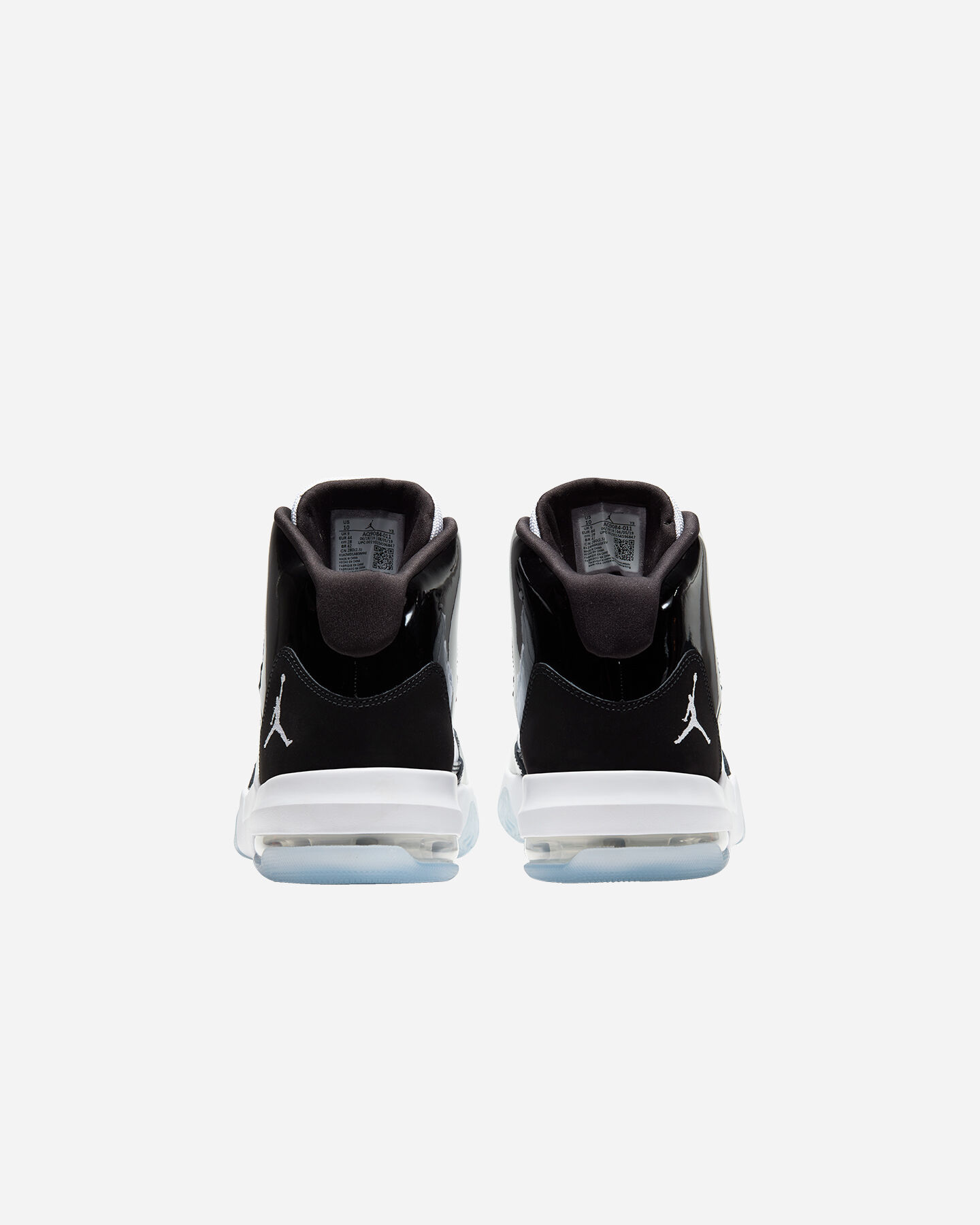 Scarpe sneakers NIKE JORDAN MAX AURA M S5161421 scatto 4