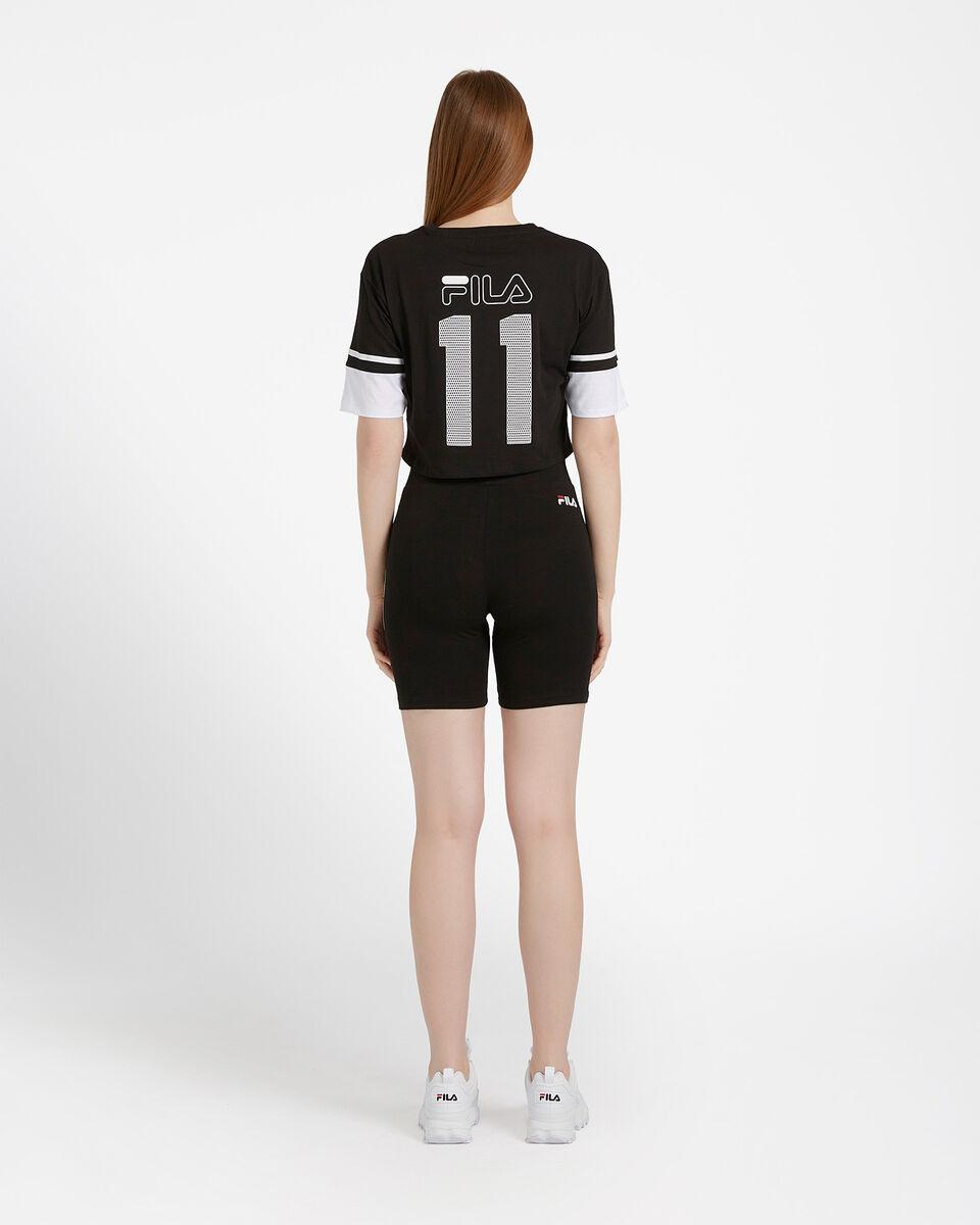 T-Shirt FILA LOGO W S4074228 scatto 2