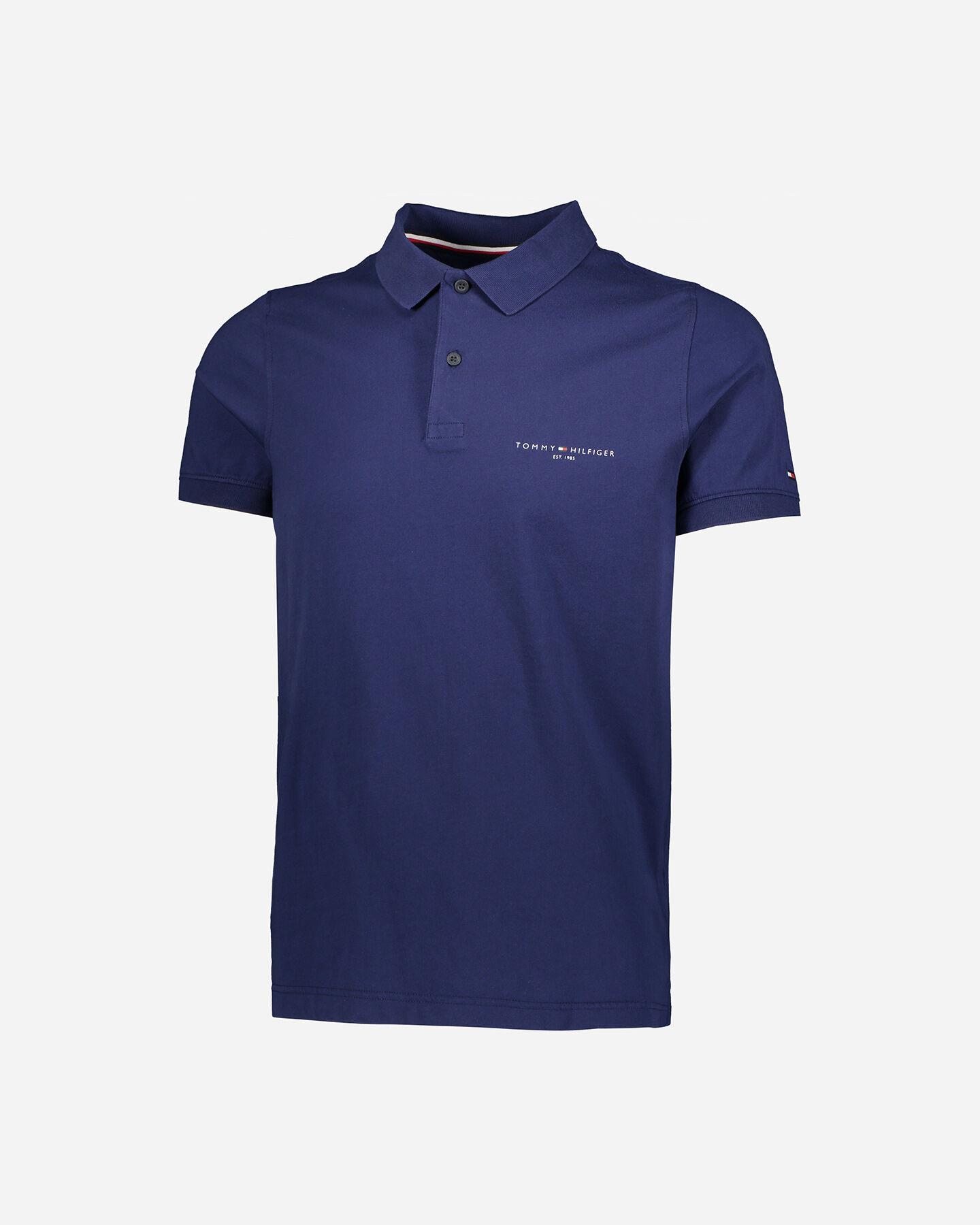T-Shirt TOMMY HILFIGER CLEAN SLIM M S4089536 scatto 5