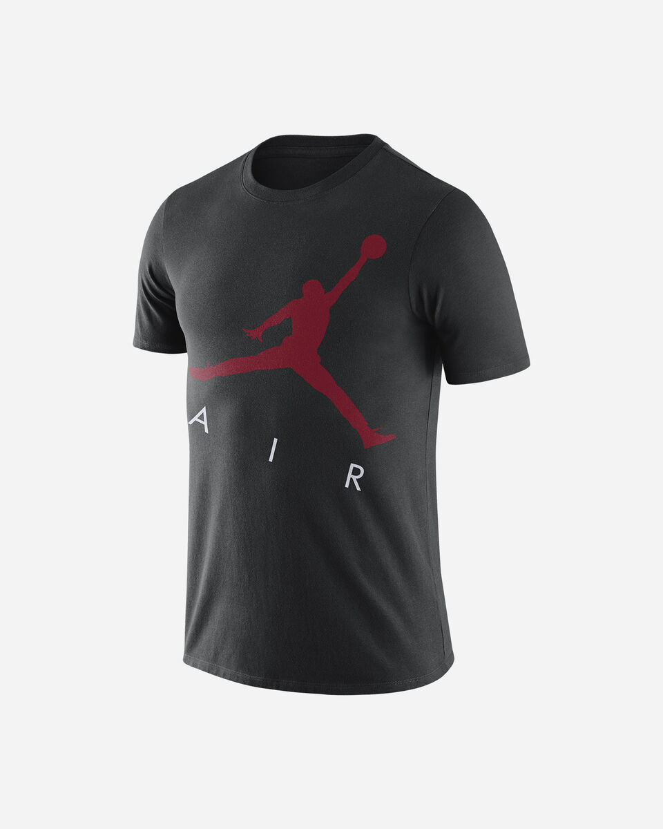 T-Shirt NIKE JORDAN JUMP AIR HBR4 M S5270867 scatto 0