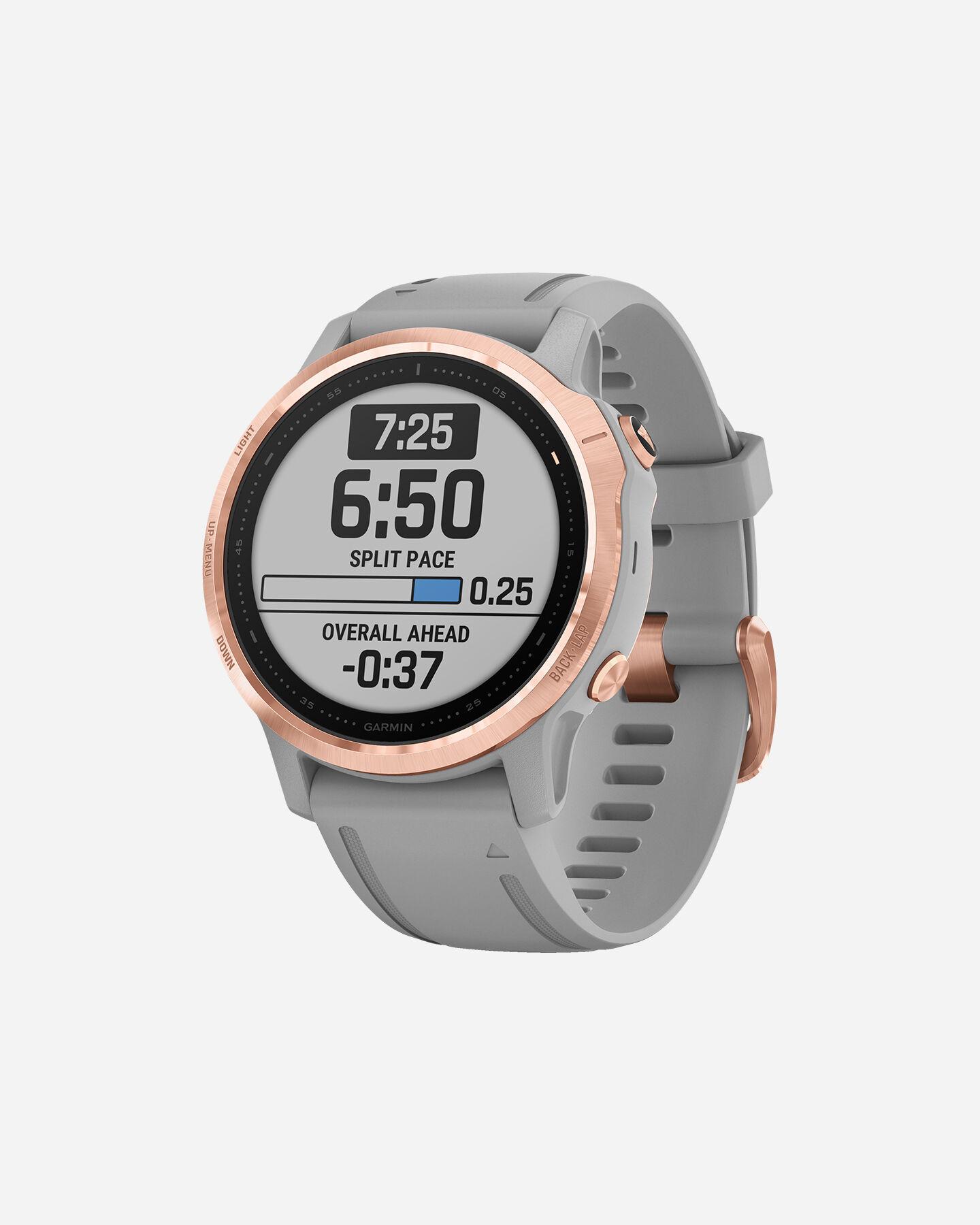 Orologio multifunzione GARMIN FENIX 6S SAPPHIRE S4076554 21 UNI scatto 1
