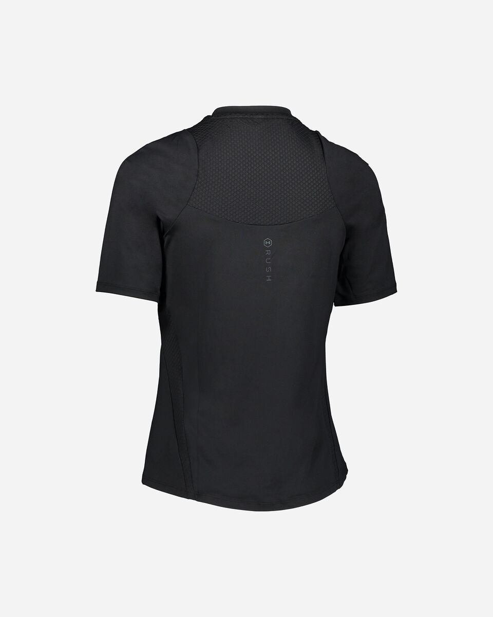 T-Shirt training UNDER ARMOUR POLY RUSH W S5169518 scatto 1