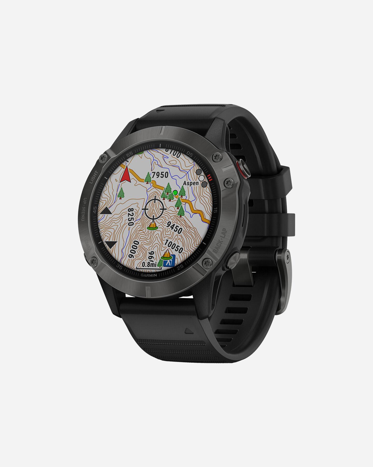 Orologio multifunzione GARMIN FENIX 6 SAPPHIRE S4076556|11|UNI scatto 2