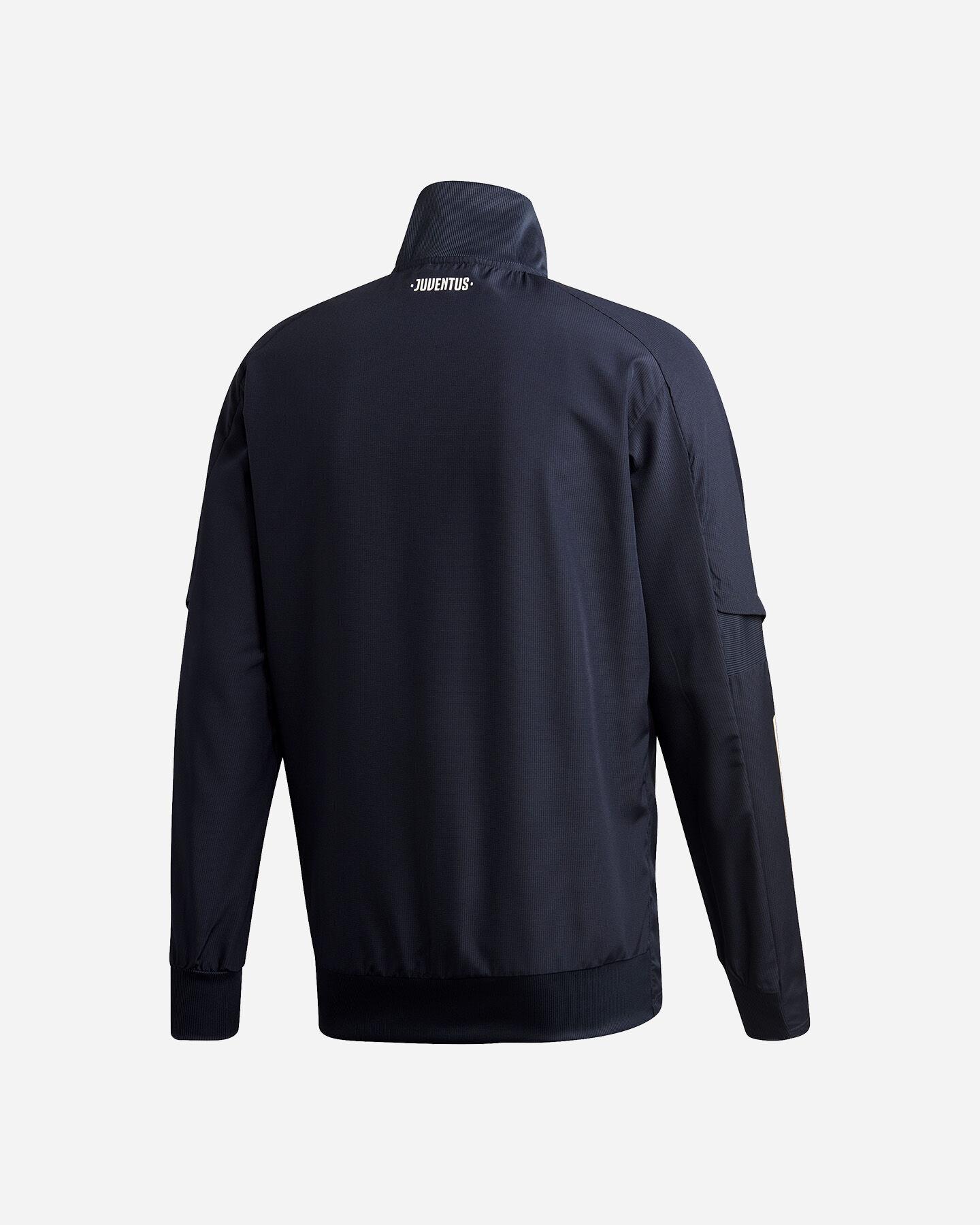 Abbigliamento calcio ADIDAS JUVENTUS PRESENTATION 20/21 M S5217530 scatto 1