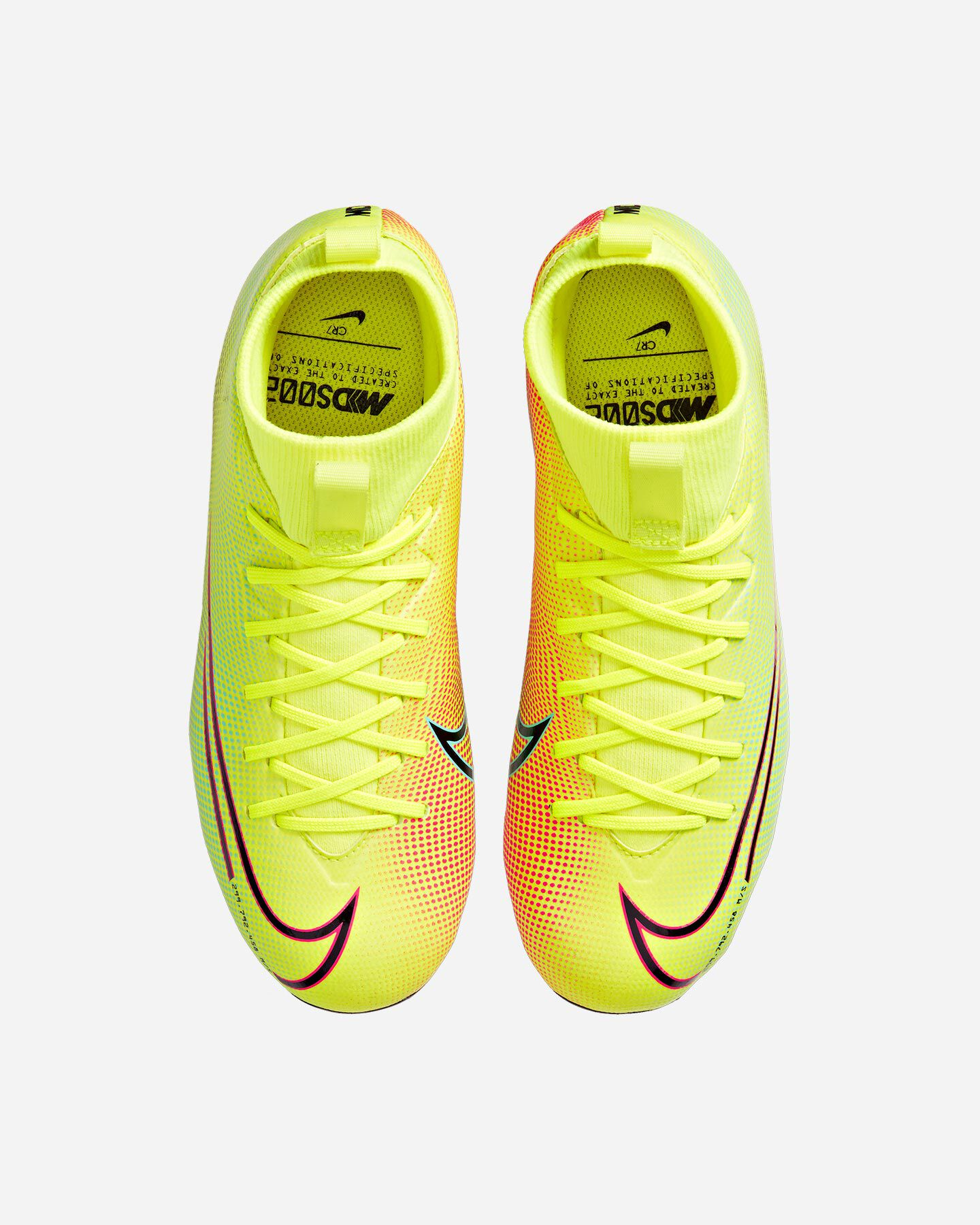 Scarpe calcio NIKE MERCURIAL SUPERFLY 7 ACADEMY MDS MG JR S5161782 scatto 3