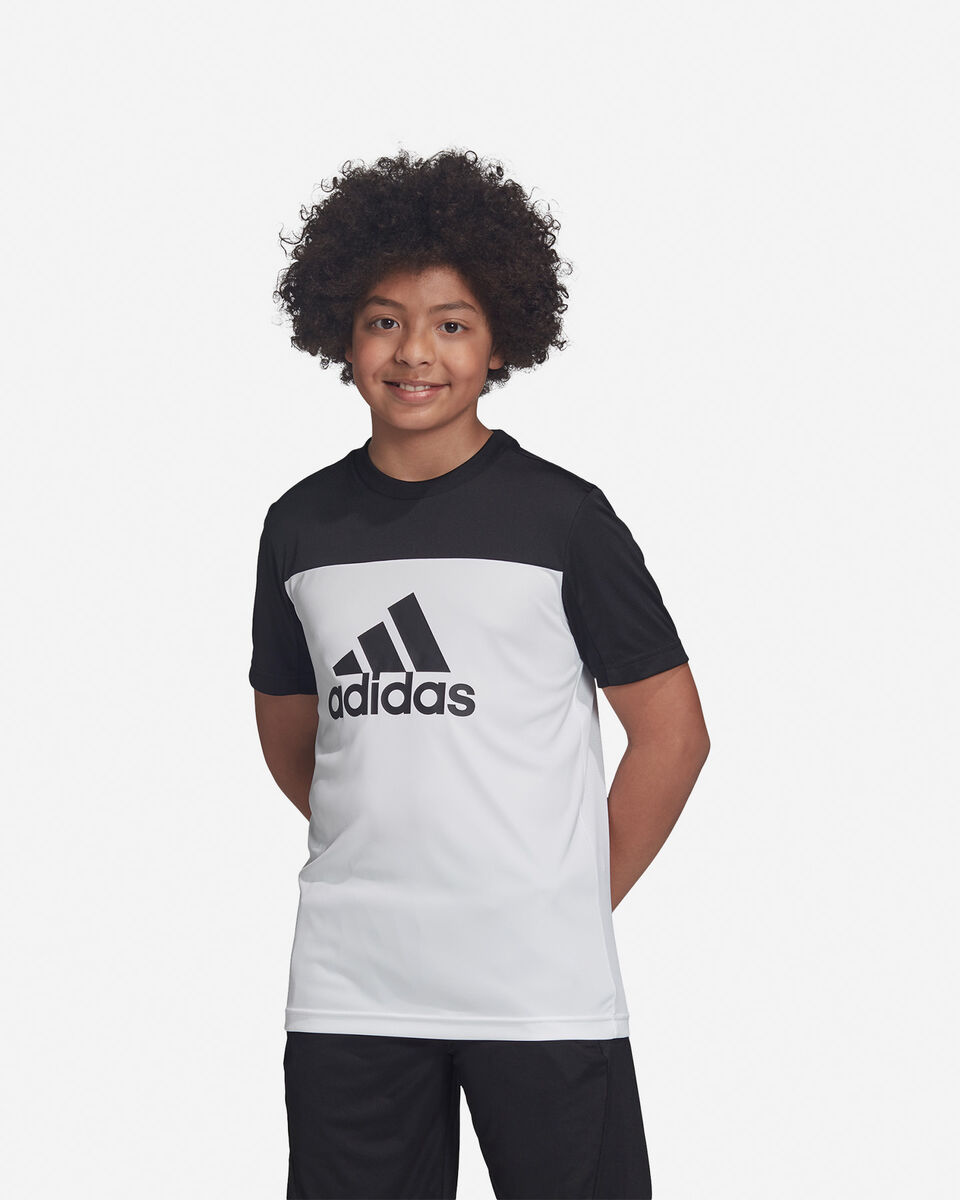 T-Shirt ADIDAS EQUIPMENT JR S2020635 scatto 2