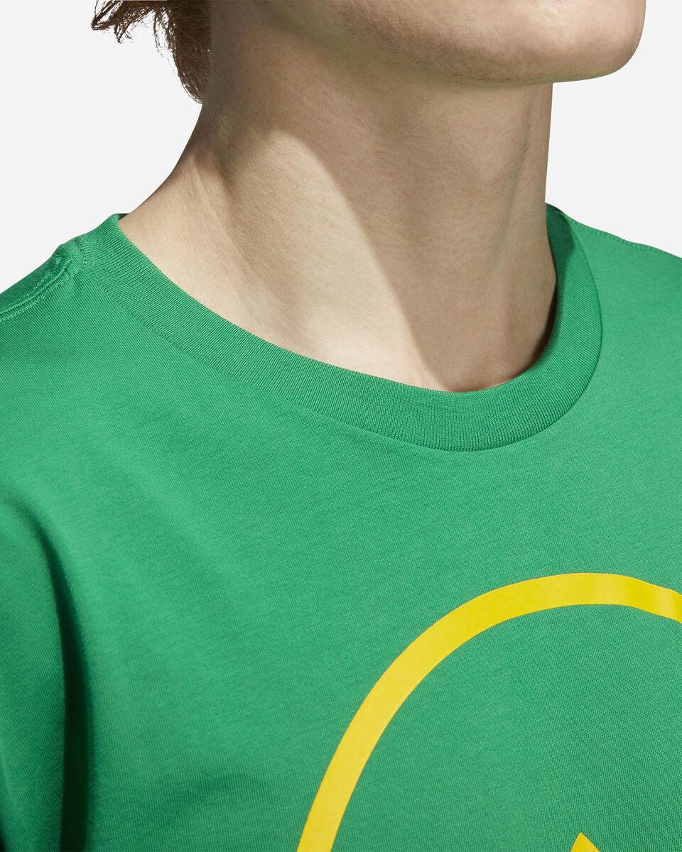 T-Shirt ADIDAS BIG LOGO  M S5210117 scatto 5